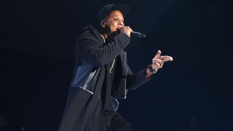 O rapper e empresário do ramo da música Jay-Z - Jamie McCarthy/Getty Images