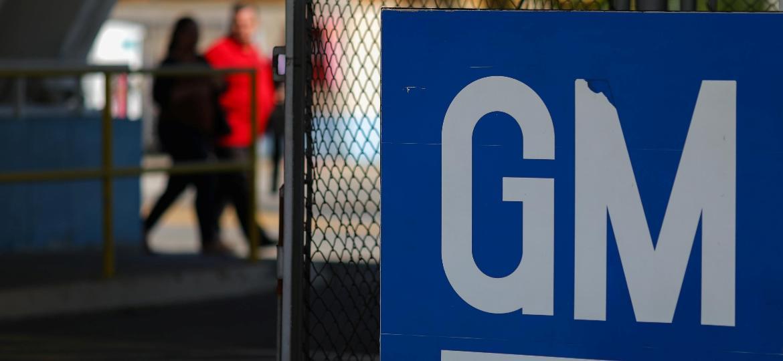 Portaria da fábrica da GM em São José dos Campos (SP) - Roosevelt Cassio/Reuters