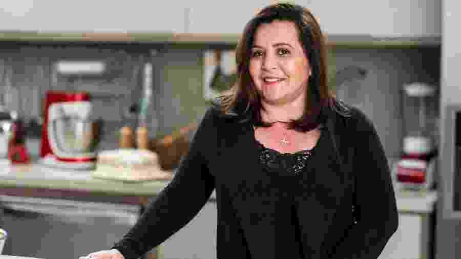 Cleusa Maria da Silva é a fundadora da Sodiê Doces, que possui mais de 300 lojas pelo Brasil - Divulgação