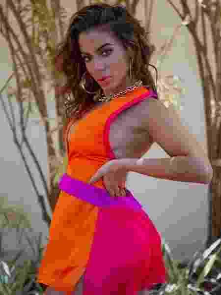 """Anitta com look inspirado em Beyoncé no clipe """"Crazy in Love"""" - Divulgação/Ricardo Muniz - Divulgação/Ricardo Muniz"""