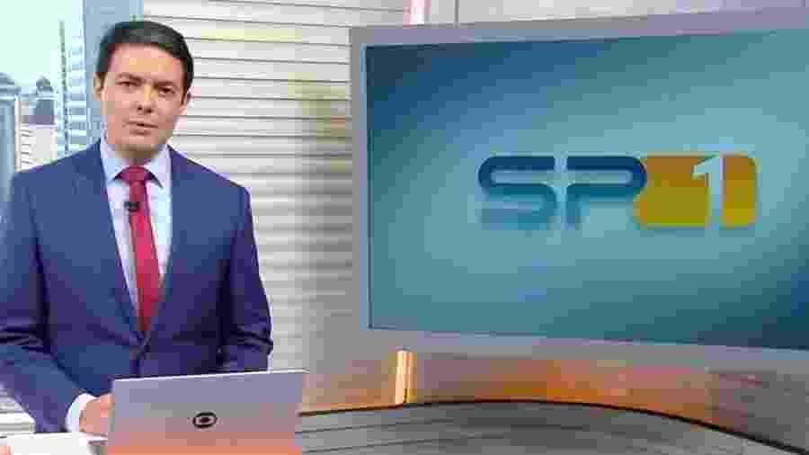 Alan Severiano - Reprodução/Globo