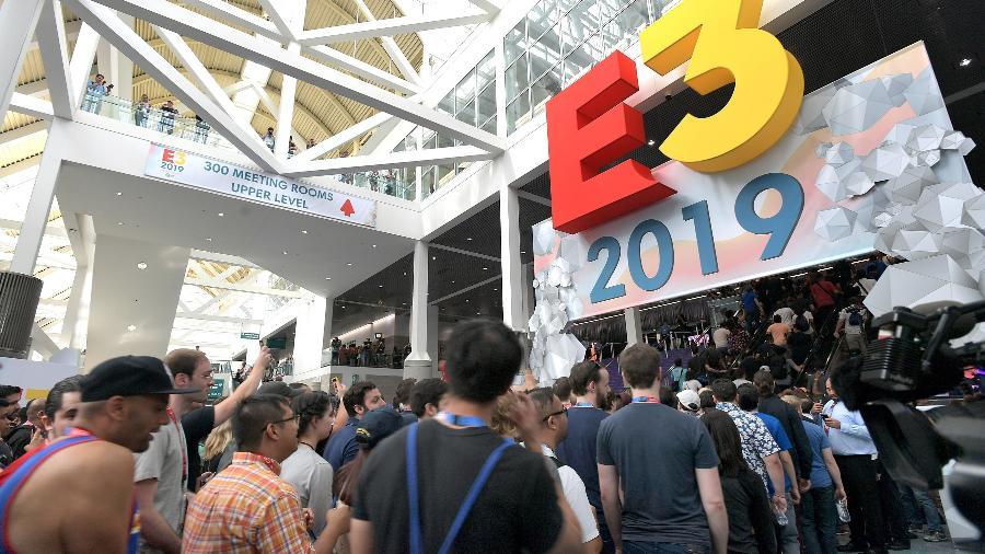 E3 2019 reuniu centenas de pessoas nos EUA - Reprodução