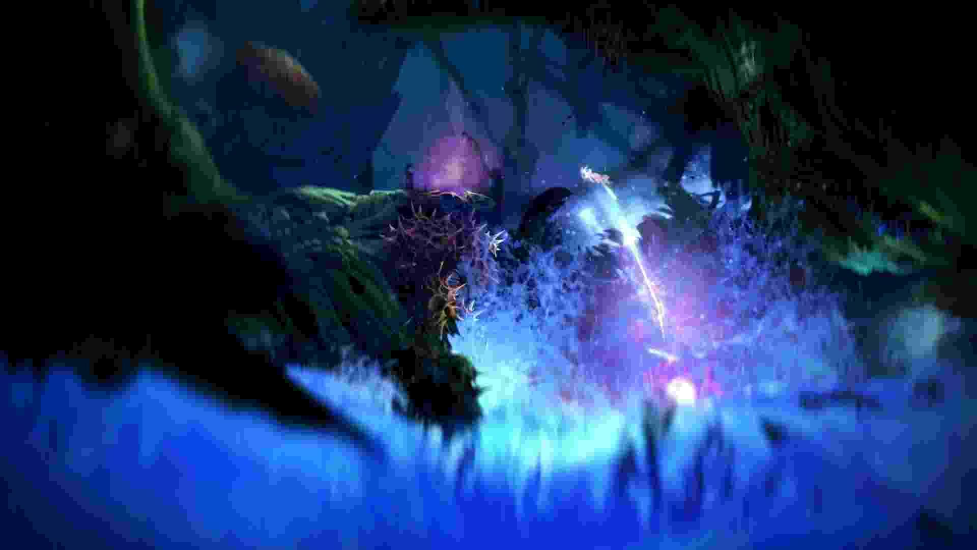 Ori and the Blind Forest - Reprodução