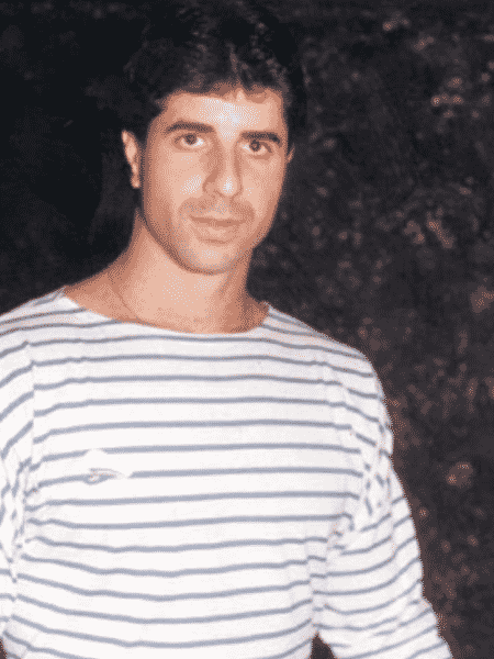 Após uma participação especial em Selva de Pedra, Marcelo Ibrahim morreu aos 24 anos em 1986 - Reprodução