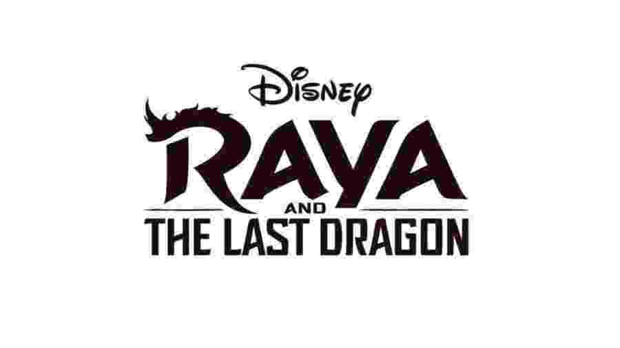 Logo de Raya and the Last Dragon, novo filme de animação da Disney - Reprodução/Twitter