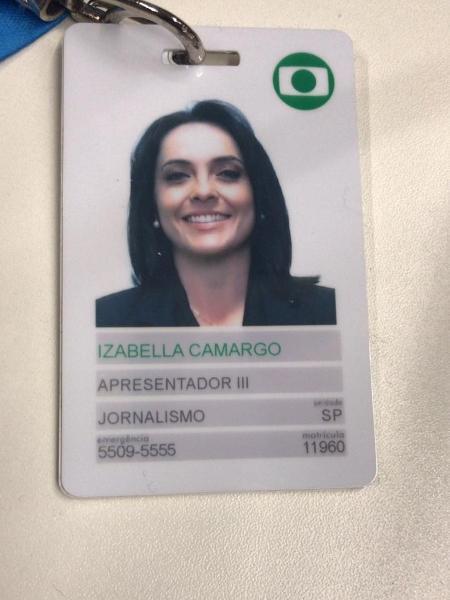 Izabella Camargo - Instagram
