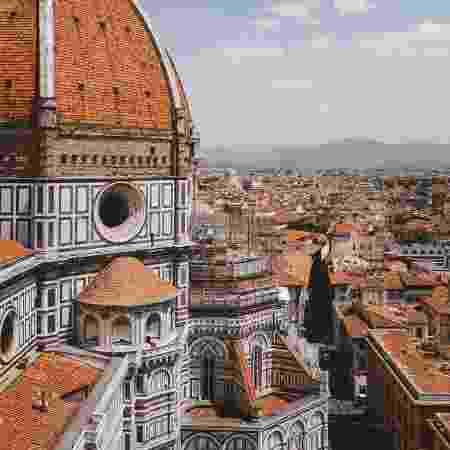 Florença, na Itália - Unsplash