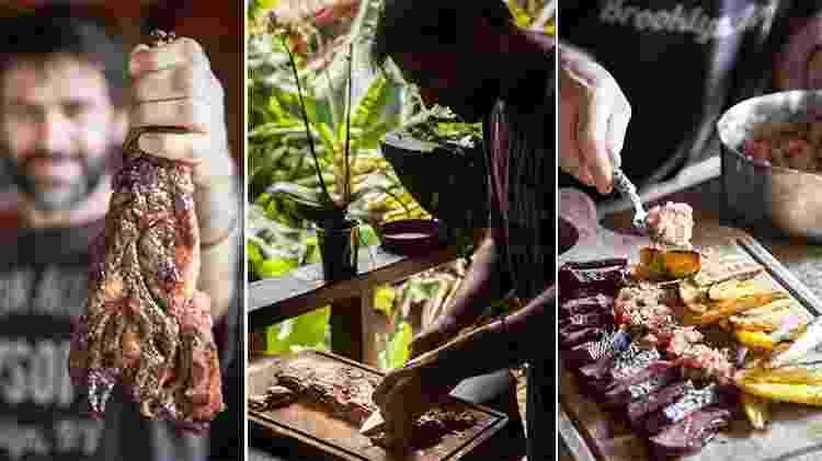 Na fazenda Bosque Belo, o wagyu é preparado na grelha, panela e chapa - Caio Ferrari