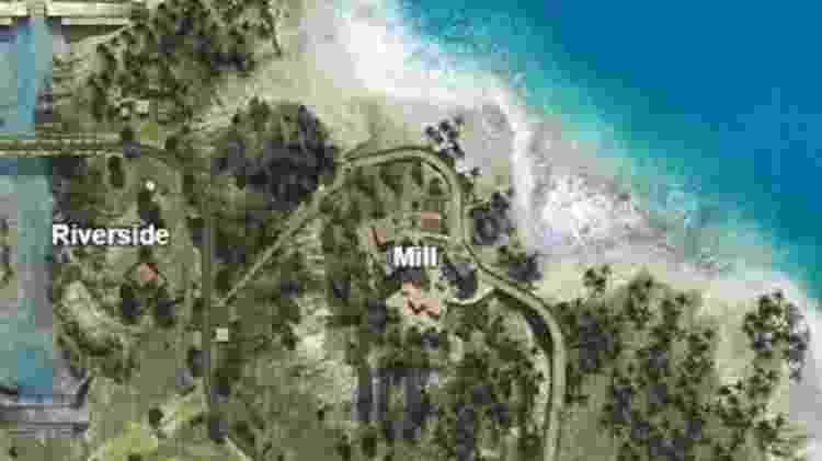 Free Fire Mill - Reprodução - Reprodução