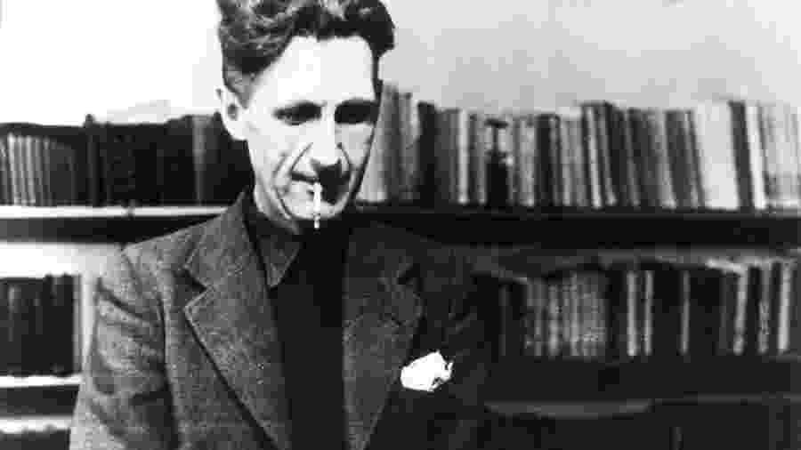 O escritor George Orwell - ullstein bild via Getty Images