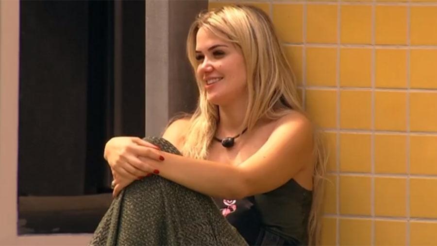 Marcela no BBB 20 - Reprodução/Globoplay