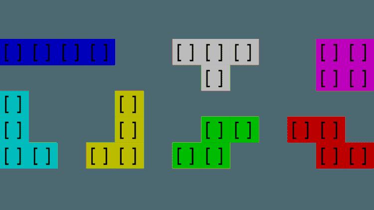 Tetris Blocos - Divulgação/Domus - Divulgação/Domus