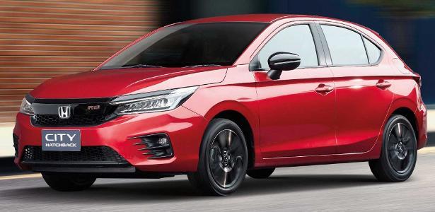 Chega aqui em 2021 | Honda City Hatch é revelado na Ásia antes de vir para o Brasil