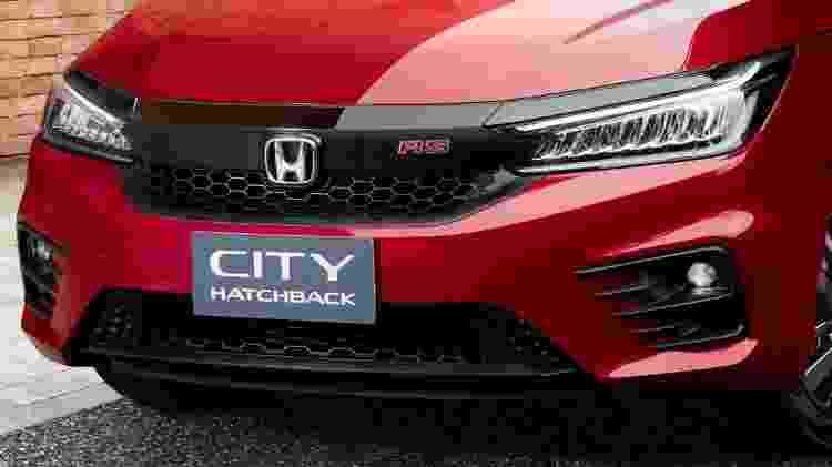 Honda City Hatch 4 - Divulgação - Divulgação