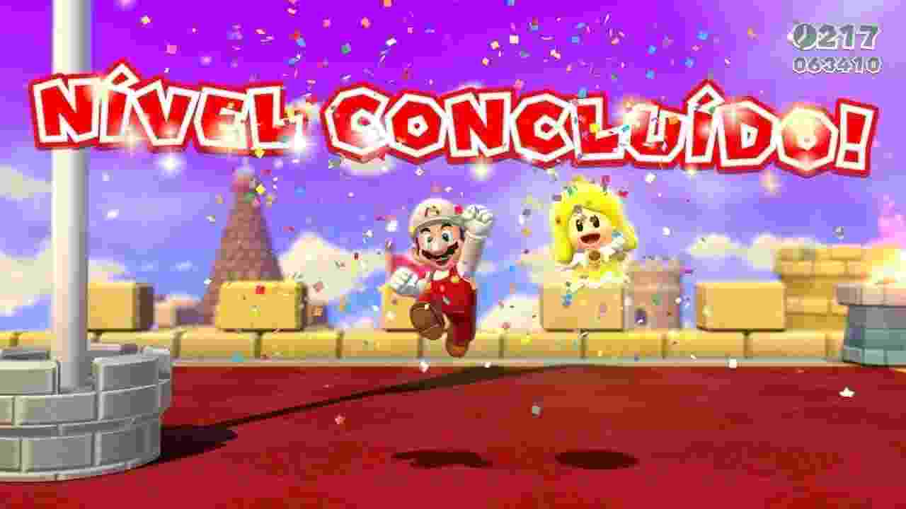 Super Mario World 3D - Daniel Esdras/GameHall