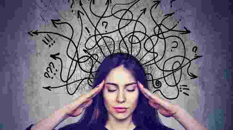 O cansaço espiritual também está relacionado a falta de respostas - iStock - iStock