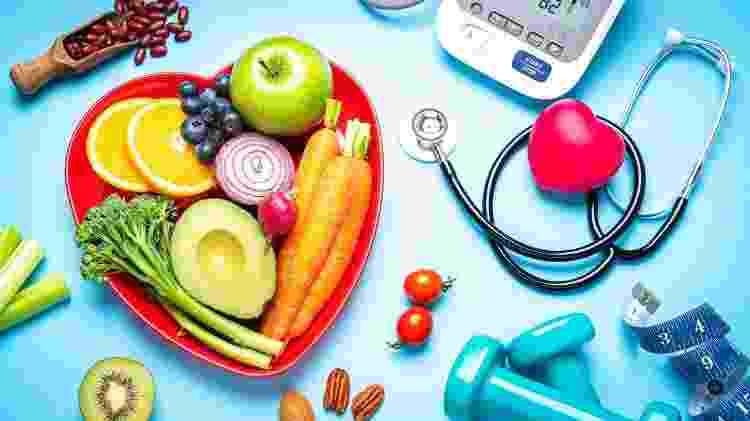 Saúde cardiovascular, saúde do coração - iStock - iStock