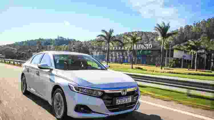 Honda Accord Híbrido - Divulgação - Divulgação