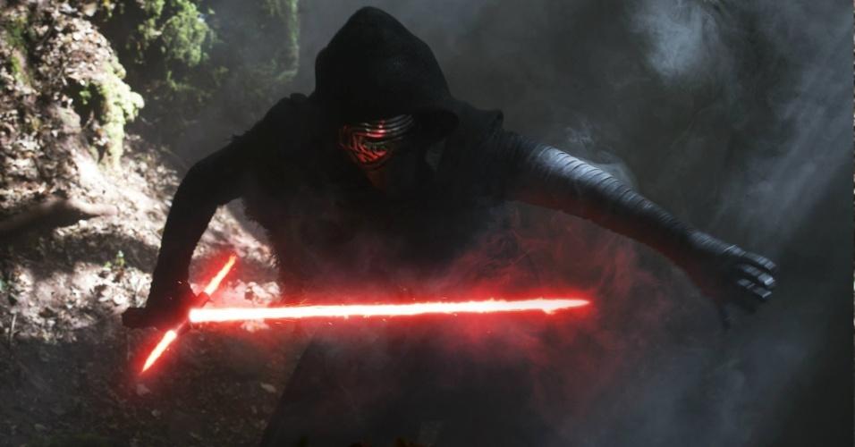 """Novas imagens de """"Star Wars: Episódio VII - O Despertar da Força"""""""