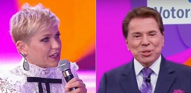 Fragrância de Xuxa vai ser comercializada pela Jequiti - Reprodução/SBT/Montagem UOL