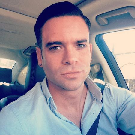 O ator Mark Salling - Reprodução/Instagram/marksalling