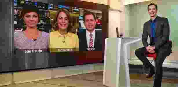 GloboNews em Pauta - Maurício Fidalgo/Divulgação/Globo - Maurício Fidalgo/Divulgação/Globo