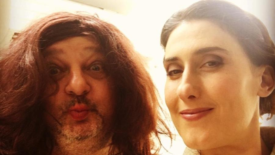 Erick Jacquin e Paola Carosella - Reprodução/Instagram