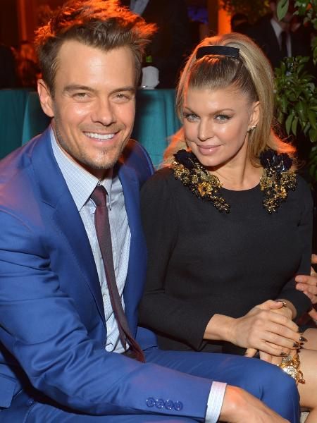 Josh Duhamel e Fergie - Getty Images