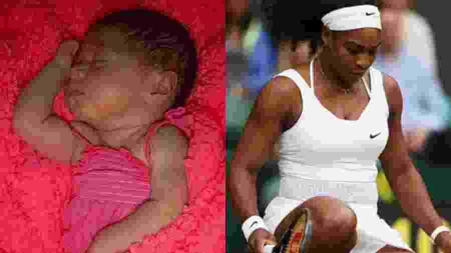 Alexis e Serena Williams - Reprodução/Instagram