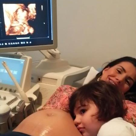 Ex-BBB Mariana Felicio revela sexo dos filhos gêmeos que espera - Reprodução/Instagram/marianafeliciooficial