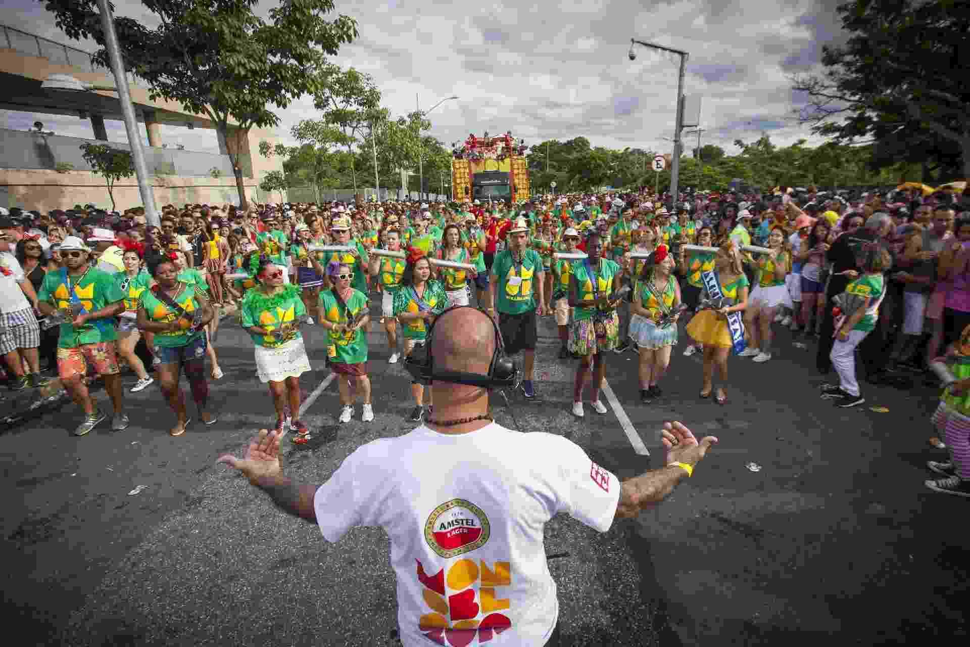 Monobloco agita foliões em Minas Gerais - Alexandre Mota/UOL