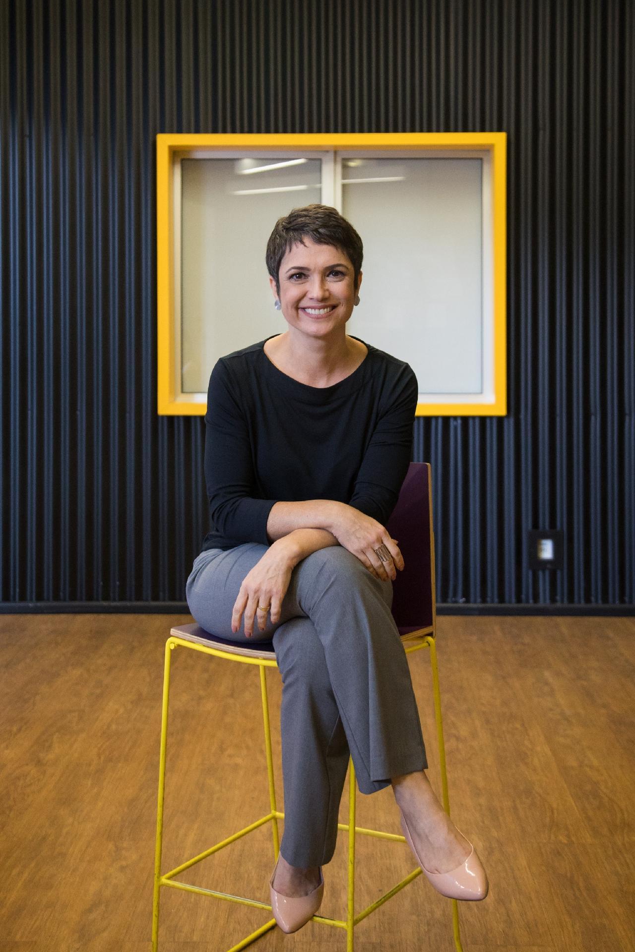 De atriz ao Globo Repórter: a carreira nada deselegante de Sandra Annenberg