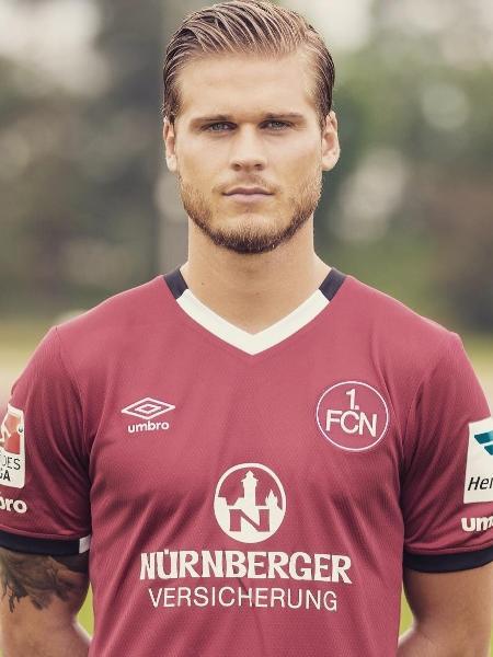 Aos 30 anos, Rúrik Gislason joga no SV Sandhausen - Reprodução/Instagram/rurikgislason