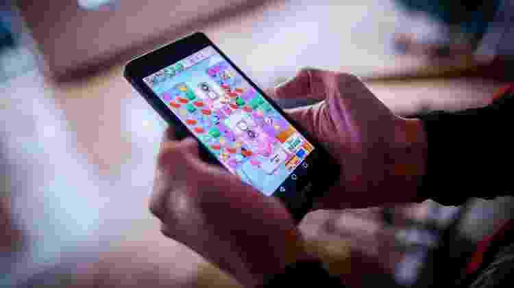 jogo, celular, app, game - iStock - iStock