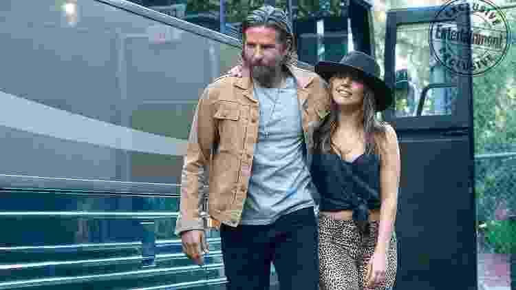 """Bradley Cooper e Lady Gaga em """"Nasce uma Estrela"""" - Divulgação - Divulgação"""