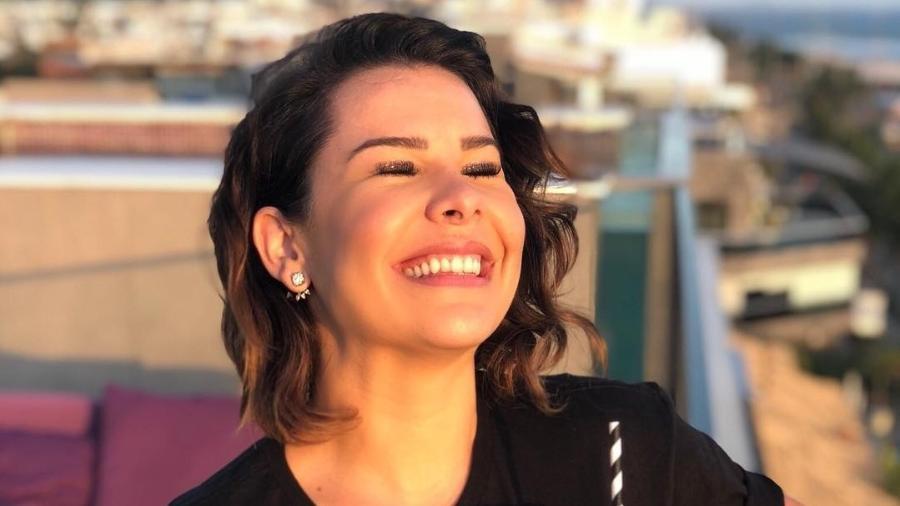 Fernanda Souza - Reprodução/Instagram