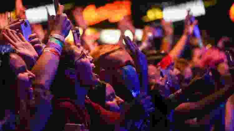 Banda sul-coreana VAV faz show no Carioca Club, em São Paulo - Flavio Moraes/UOL - Flavio Moraes/UOL
