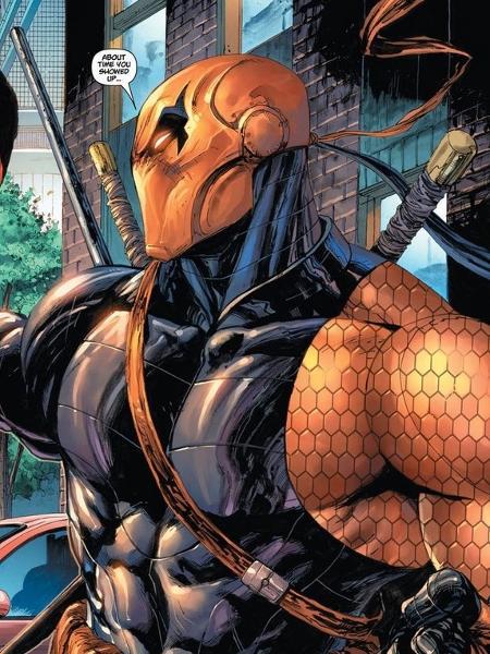 O personagem Exterminador, nos quadrinhos - Reprodução