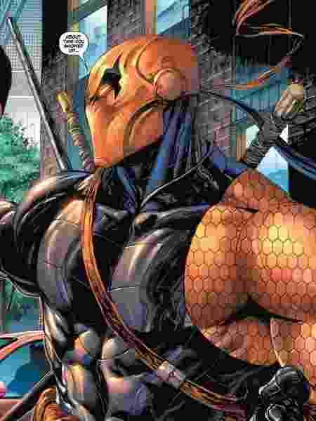 O personagem Exterminador, nos quadrinhos - Reprodução - Reprodução