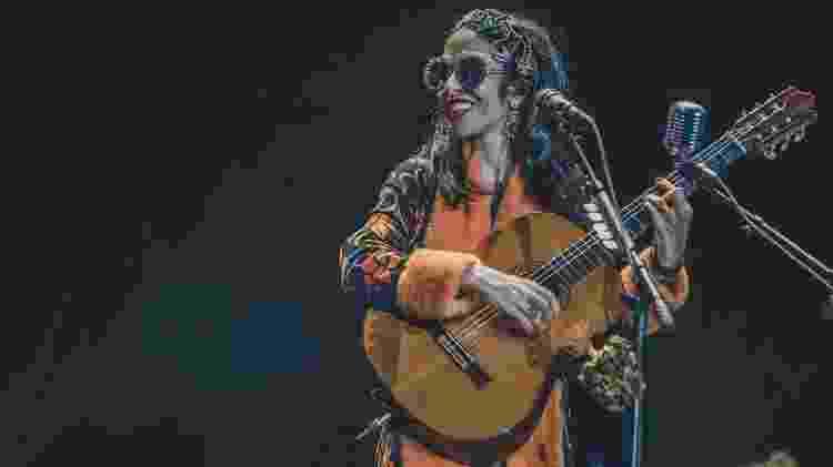 Marisa Monte se apresenta no Lollapalooza Brasil 2019 com os Tribalistas - Mila Maluhy/Divulgação - Mila Maluhy/Divulgação