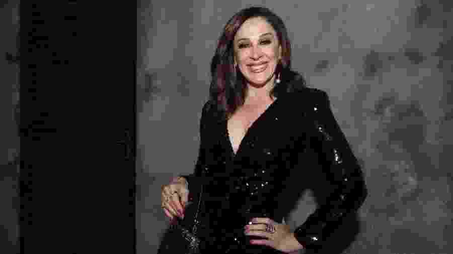 Claudia Raia - Eduardo Martins/Ag.News