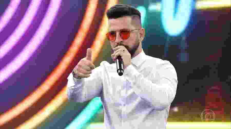 Dennis DJ se apresenta no Domingão do Faustão - Divulgação/TV Globo