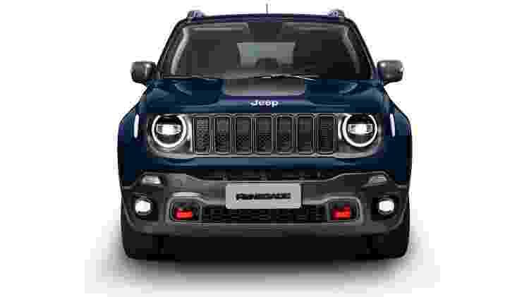 Jeep Renegade Trailhawk 2020 - Divulgação - Divulgação