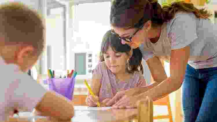 As habilidades de linguagem constroem uma base para 'um nível superior de cognição' - iStock