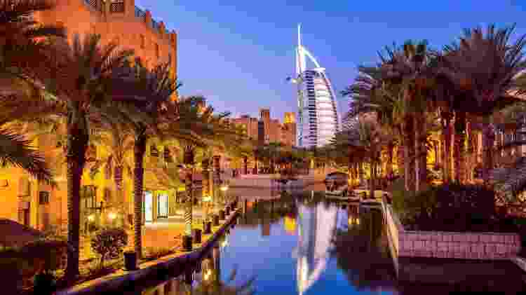 Burj Al Arab - Getty Images - Getty Images