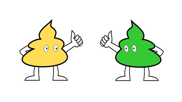 Cocô amarelo e verde - iStock - iStock