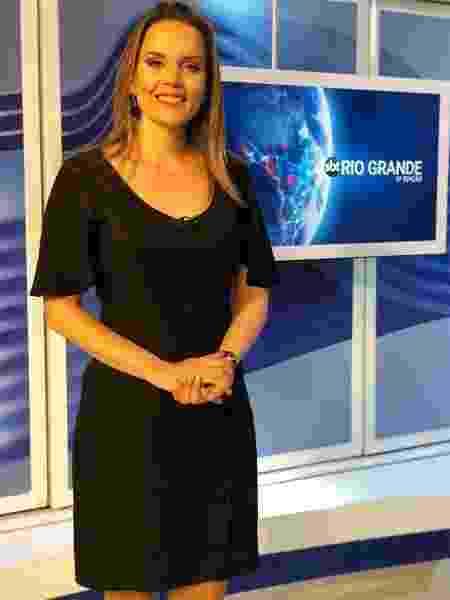 """Luciane Kohlmann vai apresentar o """"SBT Brasil"""" - Divulgação"""