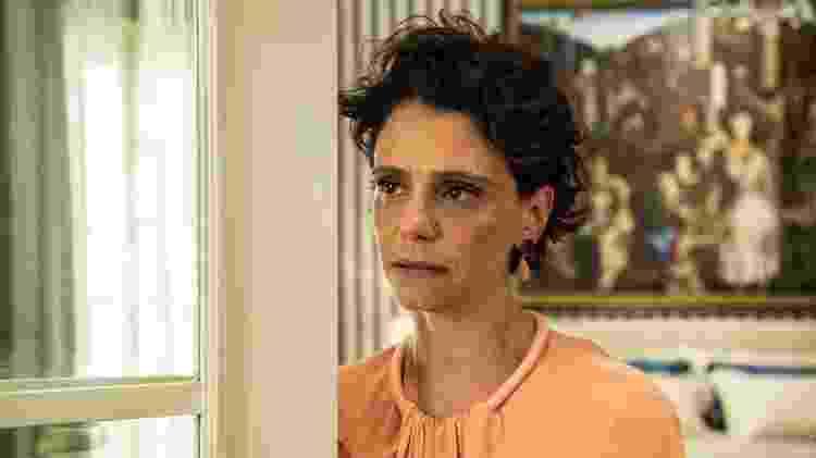 malu galli em amor de mãe - Divulgação/TV Globo - Divulgação/TV Globo