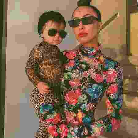 Zoe e Sabrina Sato montadas para ficar em casa - Reprodução/Instagram