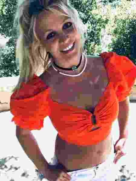 Britney Spears compartilhou a receita com os seguidores no Instagram - Reprodução/Instagram